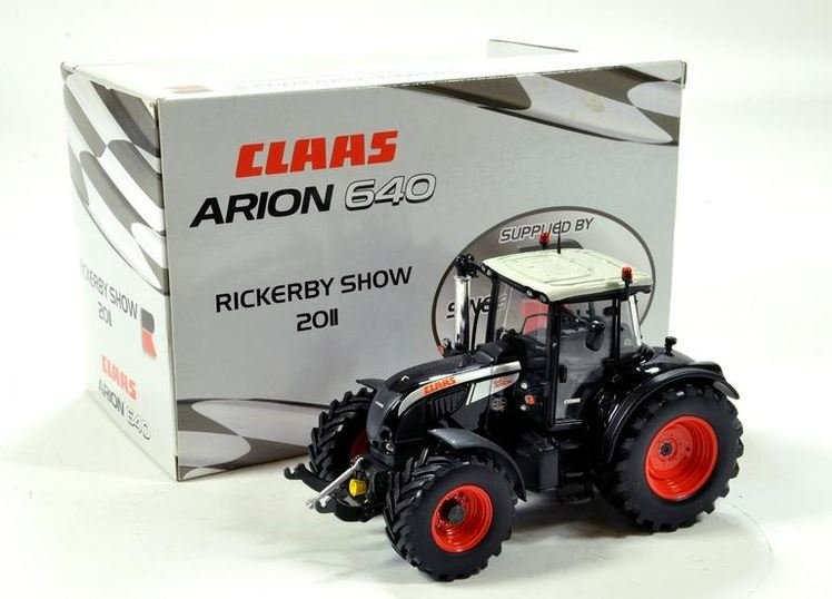 Claas Arion 640 Rickerby