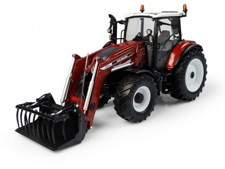 New Holland T5.120 et Chargeur TL470
