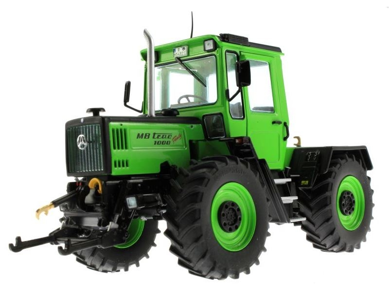 MB Trac 1000 Familly