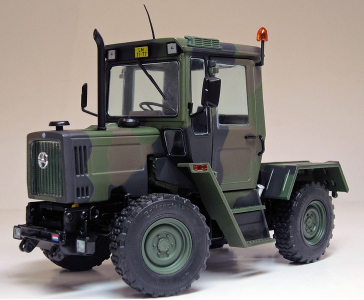 MB Trac 700 K Camouflage