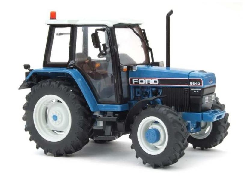 Ford 5640 SLE 4wd
