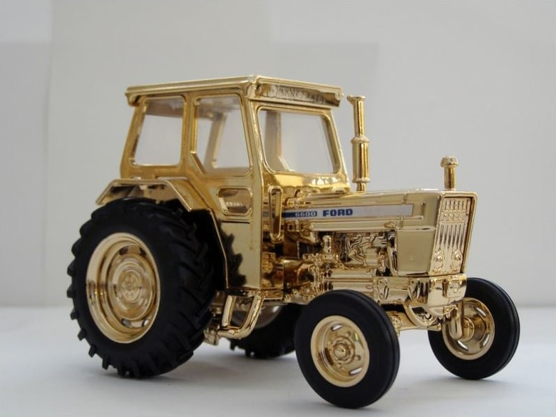 Ford 6600 Gold